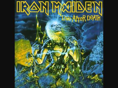 Iron Maiden - Intro: Churchill's Speech/Aces High [Live After Death]
