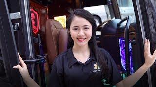 Rạch Giá - Sài Gòn với xe khách VIP Limousine giường nằm Kiên Giang tuyệt đẹp.