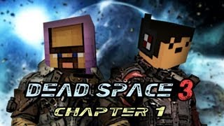 Space Zombies from Space - Dead Space 3 w/ Samgladiator