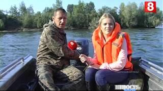 Новосибирск.НОВОСТЬ ДНЯ.Рыбнадзор с Ниной Ильиной-18.08.2016