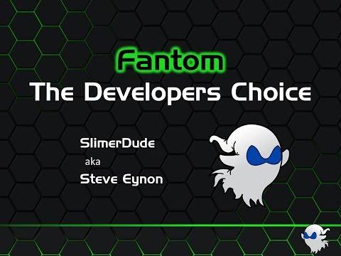 Fantom - The Developer