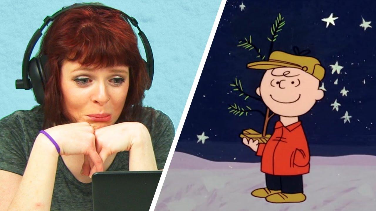Watch Charlie Brown Christmas.Irish People Watch A Charlie Brown Christmas For The First Time