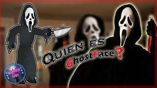 Quien es GhostFace? | historia | habilidades | juegos