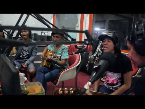 Nyaba Slank Gak Welcome Live acoustic @Bens Radio