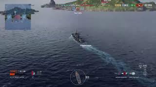 Fuso/Fubuki grind  World Of Warships Legends PS4