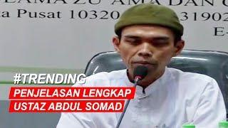 """[FULL] Klarifikasi Ceramah Viral, UAS: Saya """"Menjawab Pertanyaan Jemaah"""" - iNews Sore 21/08"""