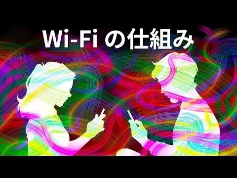 Wi-Fiは実際のところどのように機能するのか