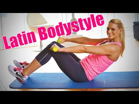 Latin Bodystyling - 75 Minuten Fitness 🏆