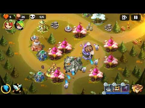 Hero Defense King - Stage 52 - Hell |