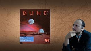 """Gaming History: Dune """"The other one"""""""