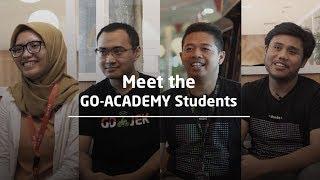 Meet The GO Academy Students