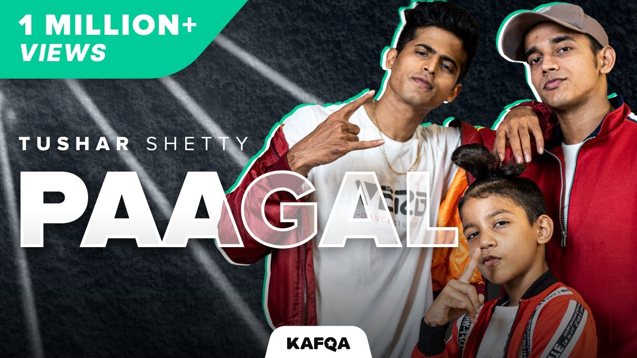 Paagal | Tushar Shetty | Dance Choreography | VERB Studio