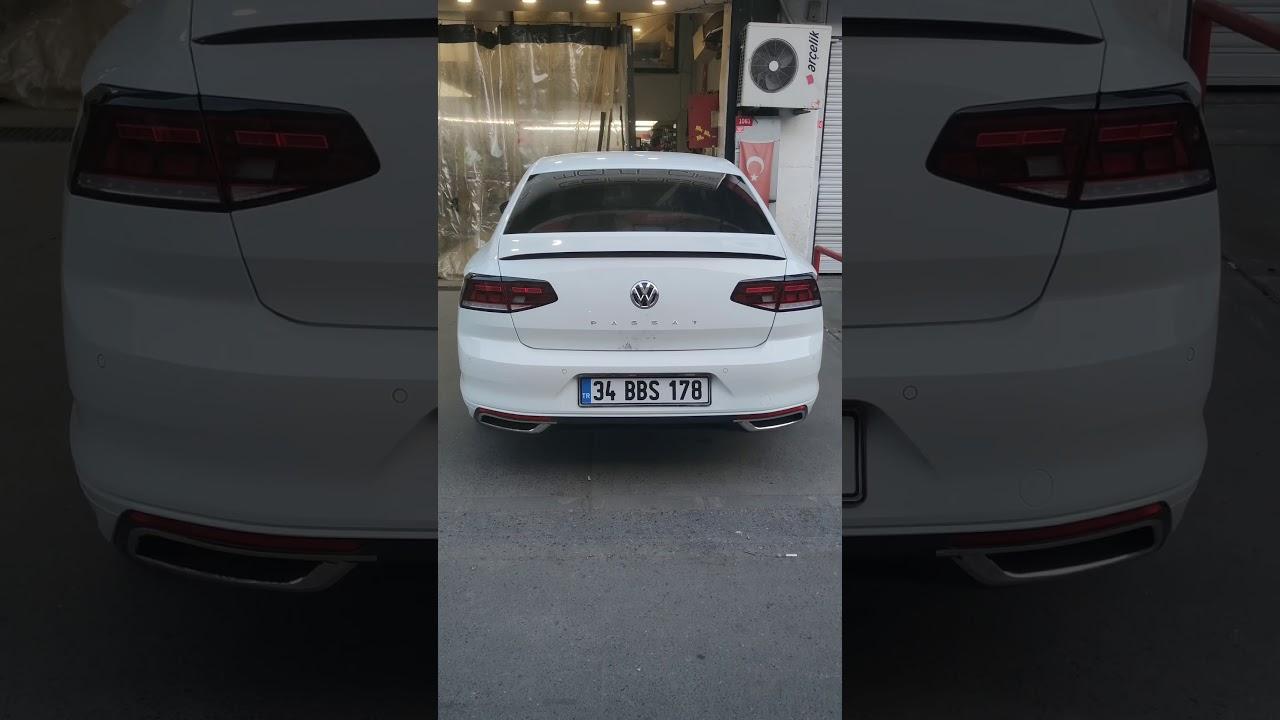 Volkswagen Passat B8 Ses Sistemi