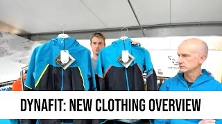 SPOTLIGHT: Dynafit - New Clothing Overview