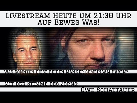 Livestream - Julien Assange in die Freiheit???