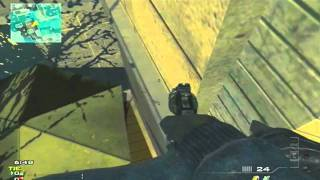 Modern Warfare 3 Glitches, Jumps & Spots Part 1 (Seatown, Arkaden)