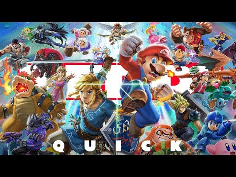 Super Smash Bros. Ultimate - Nerd³ Quick thumbnail