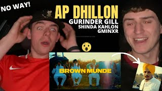 No Way! | BROWN MUNDE - AP DHILLON | Gurinder Gill | Shinda Kahlon | Gminxr | GILLTYYY REACT Images