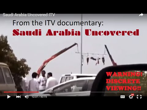 Saudi Arabia Uncovered ITV YouTube 720p