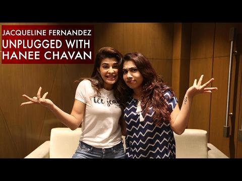 Jacqueline Fernandez Unplugged with Hanee Chavan