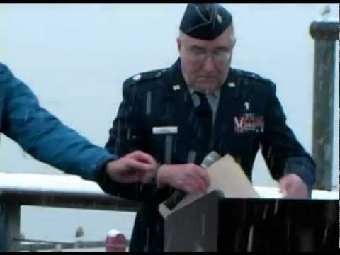 Juneau Alaska honors and remembers the ship and crew of the USS Juneau