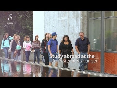 Study abroad at the University of Stavanger