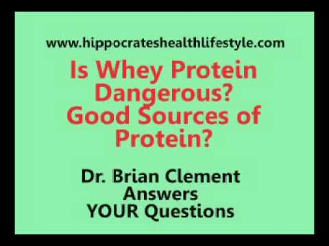 Dr. Brian Clement of Hippocrates Health Institute ...