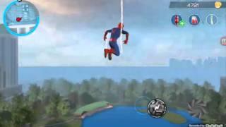 Видео прохождения новый человек паук 2