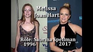 Sabrina, l'apprentie sorcière - Avant Et Après