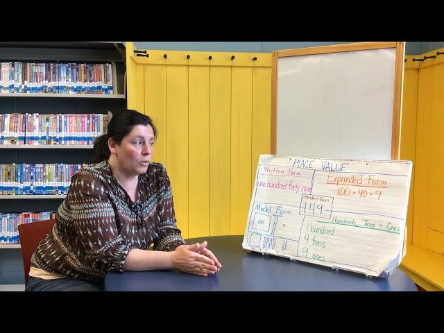 Second Grade - Math: Place Value