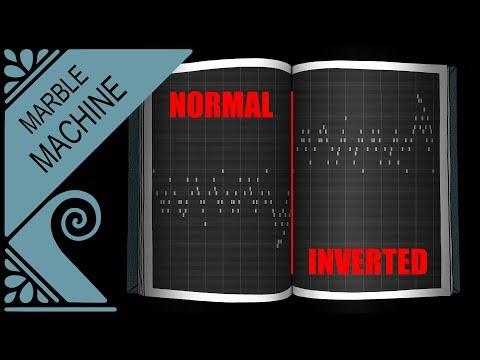 Wintergatan – Marble Machine (INVERTED MIDI VERSION | cover by Faceless Music Diary) - #MIDIFLIP