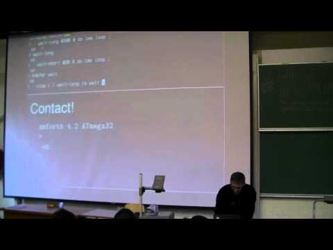 amForth on the Arduino - Forth Programming