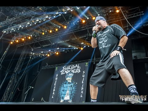 Suicidal Tendencies - Live at Resurrection Fest EG 2017 [Full Show]