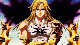 😲KRASS!! DÄMONENKÖNIG MELIODAS GEGEN...HAWK!😲 - Nanatsu no Taizai Kapitel 300 MEGA REVIEW