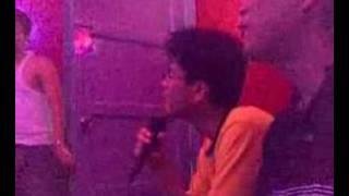mush the greatest singer of mapua mkt.