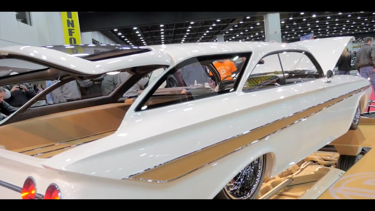 1961 Chevrolet Bubble Top Wagon 'Double Bubble' From