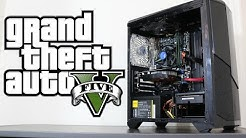 $250 Gaming PC vs GTA 5!