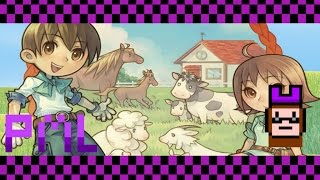 Harvest Moon: Tree of Tranquility Review