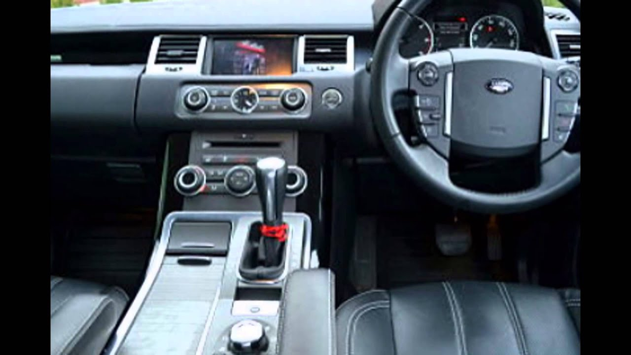 Range Rover Sport 3 0 TDV6 HSE mandshift