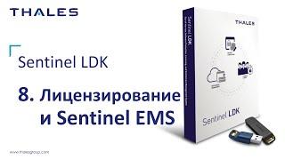 Руководство Sentinel LDK: 8. Лицензирование и Sentinel EMS