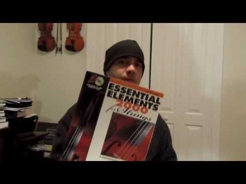 Review   Essential Elements 2000   Violin Book 1