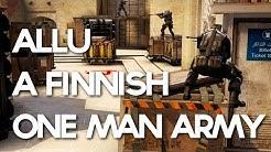 allu highlights - A Finnish one man army