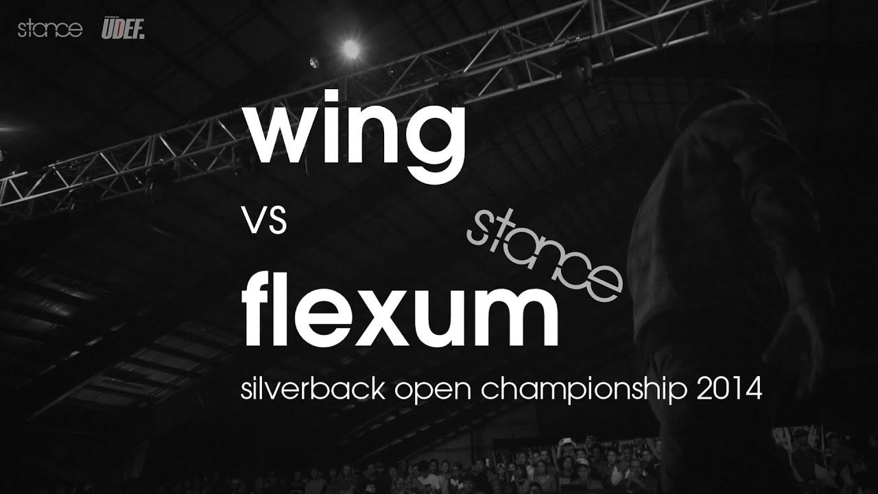 Wing vs Flexum // [1v1 rd 32] Silverback Open // UDEFtour.org 2014