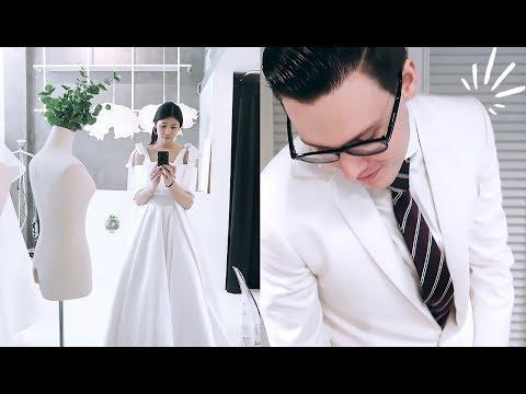 Wedding EP5  ลองชุดแต่งงาน เจ้าสาวเจ้าบ่าวกัน!!   สตีเฟ่นโอปป้า