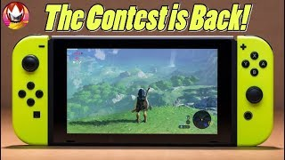 Nintendo Switch MONTHLY Give Away Returns!