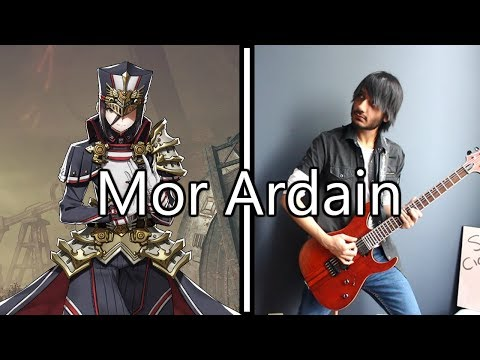 Mor Ardain (Rock Cover) - Xenoblade Chronicles 2 || Shady Cicada