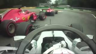 Lewis Hamilton Onboard Start