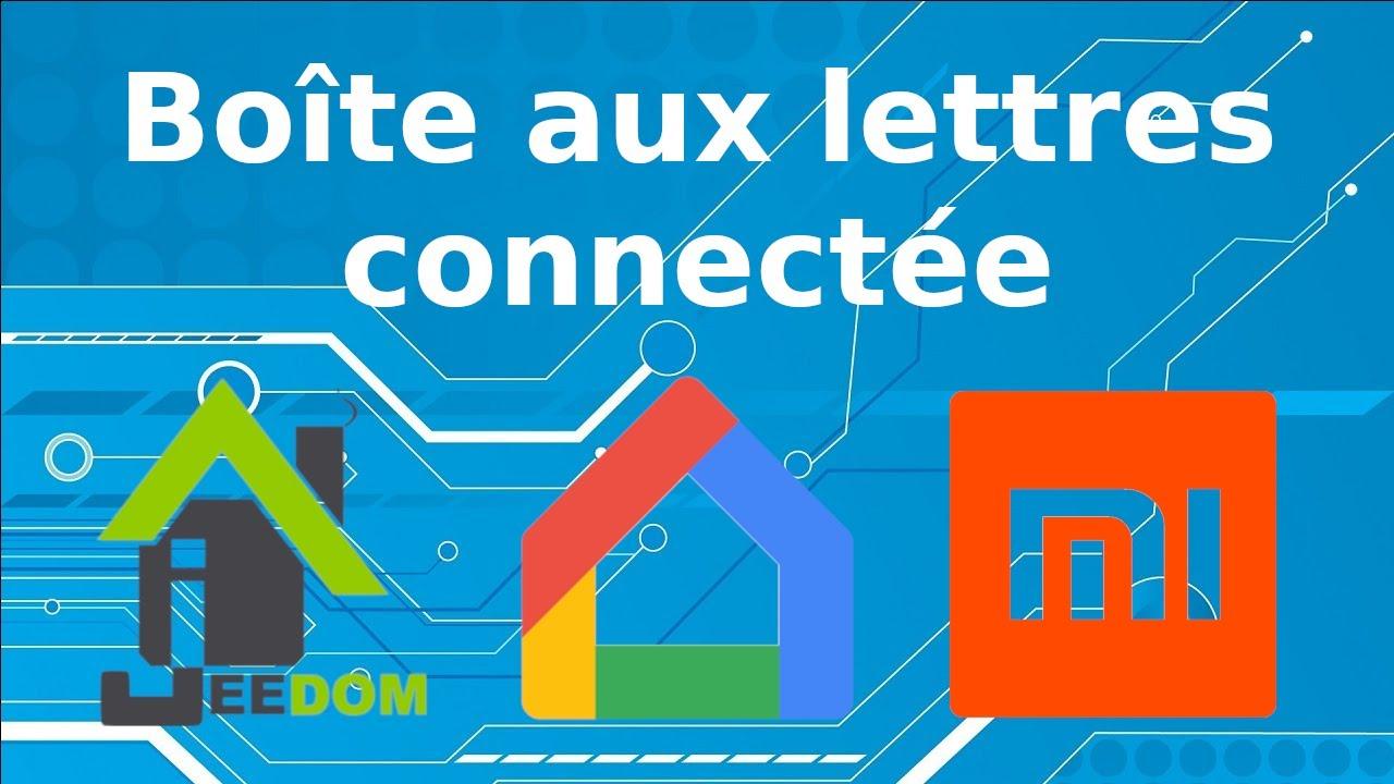Download Boîte aux lettres connectée Google Home