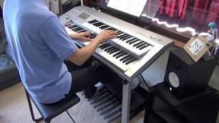 月刊エレクトーン2013年7月号から「ひこうき雲」を弾いてみました。 ジ...