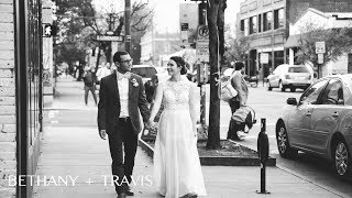 Bethany + Travis Wedding Film - in 4K!!!